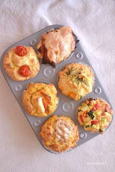 Cafe Food, Muffins, Food And Drink, Bread, Quiches, Baking, Breakfast, Recipes, Youtube