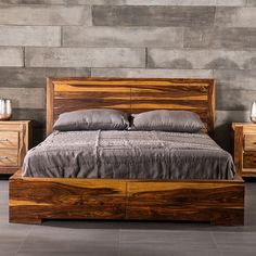 Found it at Wayfair - Romy Panel Bed