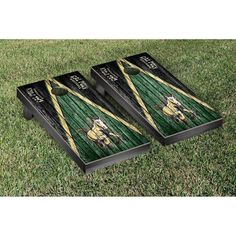 Victory Tailgate Cal Poly Mustangs Cornhole Game Set - 830552