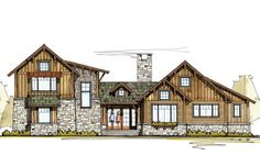 Houseplan 8504-00059