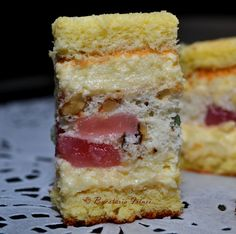 Romanian Food, Cake Cookies, Vanilla Cake, Cooking Tips, Biscuits, Sweet Tooth, Sweets, Desserts, Recipes