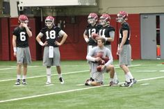Alabama QBs:The Five...