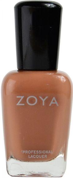 Zoya Flowie, Free Shipping at Nail Polish Canada