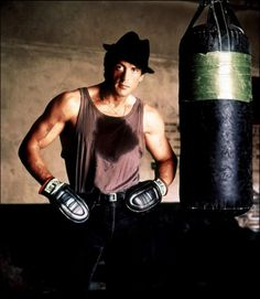 Classic Sylvester Stallone - Rocky