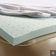 well-reviewed Memory Foam Mattress Topper $249