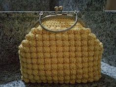 Borsa con frange uncinetto-crochet bag - YouTube