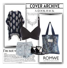 """""""ROMWE 7/IV"""" by amina-haskic ❤ liked on Polyvore featuring Givenchy, Once Upon a Time, vintage and romwe"""