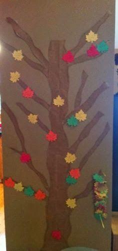 Homeschooled Housewife: Thankful Tree