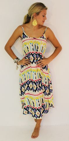 7b86f87bd81 I would like to buy this Boca Leche dress and wear it on Mondays.