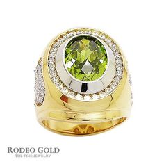 Gold rings for Men TMR94994