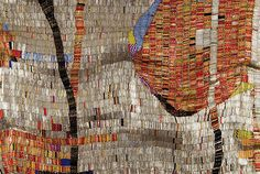 El Anatsui   Monumental Works inspiration