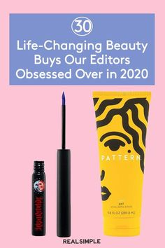 30 Life-Changing Beauty Buys Our Editors Obsessed Over in 2020 | Real Simple editors came together and created must-have beauty, haircare, and a skincare product list that we all loved and are editor-tested and approved. #beautytips #realsimple #skincare #makeuphacks #bestmakeup Best Makeup Products, Beauty Products, Chamomile Essential Oil, Makeup Wipes, Drunk Elephant, Product List, Rose Oil, Face Forward, Real Simple