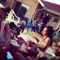 Pool party weekend with awesome people