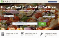 TechCrunch article on EatStreet raising $2,000,000 in funding.  Congrats to Matt and the whole gang! EatStreet is hittin' the big time; @gener8tor gets a mention, too. WoOt!
