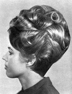 hair styles for bob cuts 1967 a better updo big hair hair styles 6025