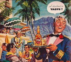 Ad-PM Whiskey 1953 | Flickr - Photo Sharing!
