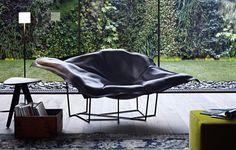 Armchair / Chaise _ Wallace _ Poliform