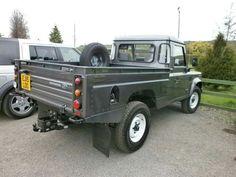 Land Rover Defender 110 Tdci 2.2 Puma High Capacity Pick up