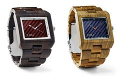 The perfect gift for Father's Day: JORD Delmar Drift Wood Watch for Dads  | amominredhighheels.com [click the picture to get a discount code until June 20, 2016]