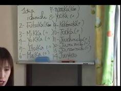 Curso de Japonês - Aula 07 - Satomi Sensei