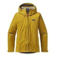 Patagonia Women\'s Torrentshell Jacket - Sulphur Yellow SULY