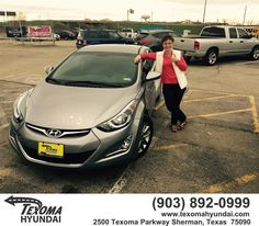 https://flic.kr/p/KcFEg4 | #HappyBirthday to Roxanne from Ric Metcalf at Texoma Hyundai! | deliverymaxx.com/DealerReviews.aspx?DealerCode=L967