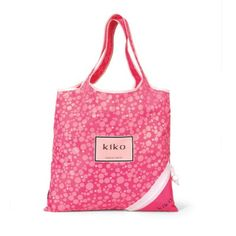 "- Tote folds into a carrying pouch with drawstring closure  - 18"" shoulder strap - PVC free"