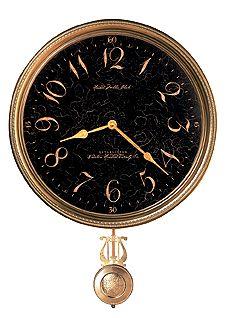 Howard Miller - Paris Night Wall Clock