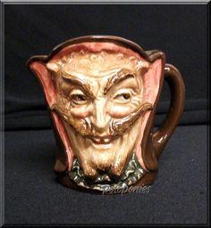 Character Jugs Intelligent Beswick Sarey Gamp Charles Dickens Character Toby Jug Teapot #691 Free Uk P+p