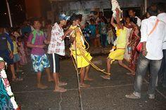 Dancing on the Streets of Mahim
