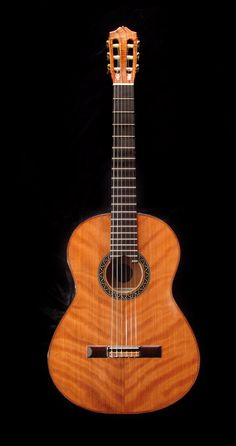 Guitar gallery—Connor Guitars, classical guitars built for power, projection and tonal voice.