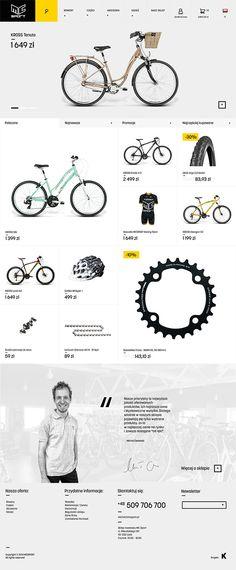 MC Sport Website