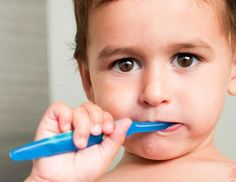 How I Got My Kids To Want To Brush Their Teeth #Family #Trusper #Tip