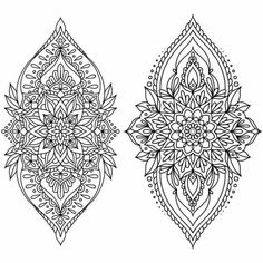 Школа Мехенди | Онлайн обучение росписи хной
