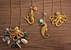 Abilu Creations - Love the plain octopus and seahorse!