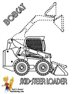 workhorse tractor coloring page for kids free real tractor coloring pictures of harvest vehicles - Barns Coloring Pages Farm Silos