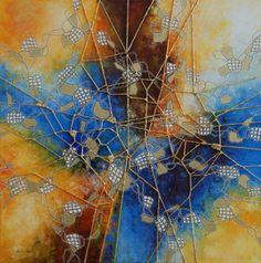 Dorota Henk | Instagram: @dorotahenk | dorotahenk.com | #vienna #art #abstract #painting Vienna, Mixed Media, Abstract Art, Around The Worlds, Instagram, Artwork, Painting, Work Of Art, Auguste Rodin Artwork