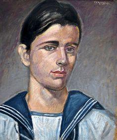 Τσαρούχης Γιάννης – Yannis Tsarouchis [1910-1989] Part.III | paletaart4 – Χρώμα & Φώς