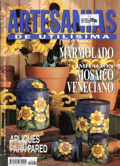 Artesanias de Utilisima No. 162 - Gilma Salinas - Picasa Web Albums...FREE MAGAZINE!!