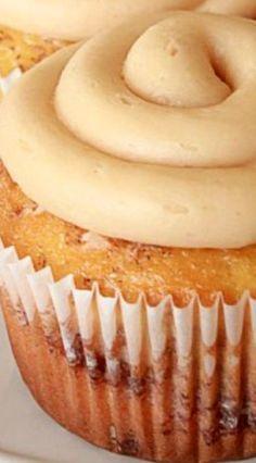 Cinnamon Roll Cupcakes...