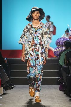 Kenzo La Collection Memento Spring 2018 Ready-to-Wear  Fashion Show Collection
