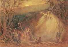 Queen Mab by Henry Meynell Rheam