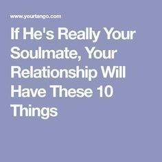 He signs my that soulmate is 11 Weird