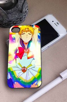 Sailor Moon | Anime Movie | iPhone 4 4S 5 5S 5C 6 6+ Case | Samsung Galaxy S3 S4 S5 Cover | HTC Cases