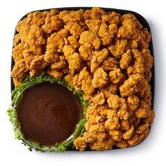 Publix Deli Popcorn Chicken Platter, Small Serves 8-12