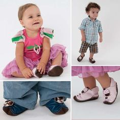 The Shupeas Expandable Baby Shoe Fits Tots Between 3 and 20 Months #babies trendhunter.com