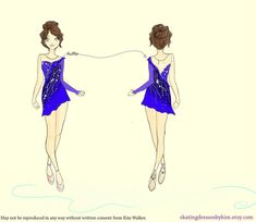 This is a custom figure skating/baton/twirling dress that can be made to any measurement. This dress can be made in other colors, just ask and Ill see what I can do.  It will be made with about 12+ gross of crystals (either Pellosa or Swarovski), high-quality lycra, and mesh. The skirt will be made of 2 layer mesh. Color choices are endless and can be changed. Sleeves are mesh.  This dress will also be one of a kind and never made exactly like this again.  Production time varies, pl...