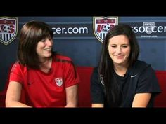 VIDEO: Part 2, Ali Krieger (and her mom) just before the 2011 Women's World Cup final. (The WNT Blog, U.S. Soccer)