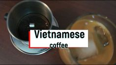 완전 맛있는 달콤 시원 커피 만들기 (베트남 커피 필터) Vietnamese coffee with Phin