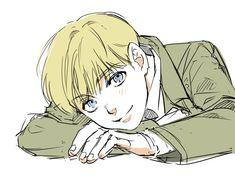 Mikasa, Aot Armin, Anime Manga, Anime Guys, Anime Art, Mermaid Boy, Hunter Movie, Japanese Drawings, Aot Characters